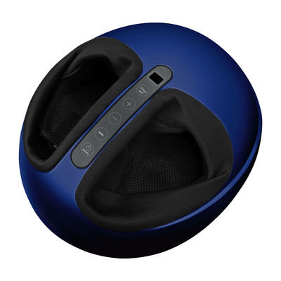 Shiatsu Foot Massager with  Heat(1406-Blue)
